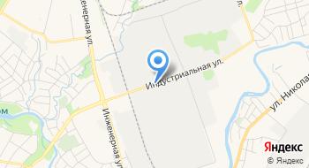 РусМетСнаб, компания на карте