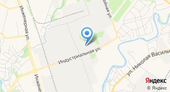 Скарабей-Псков, экологическое предприятие на карте