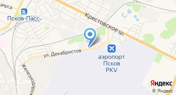 Гостиница Транзит на карте