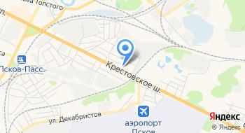 Гостиничный комплекс Пушкинъ на карте