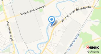 Любятовская, паломническая служба на карте