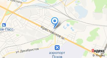 Стинг на карте