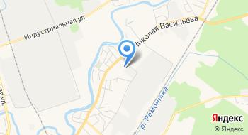 Псковская Городская Станция по Борьбе с Болезнями Животных на карте