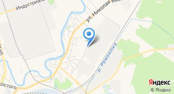 Управление Псковмелиоводхоз на карте