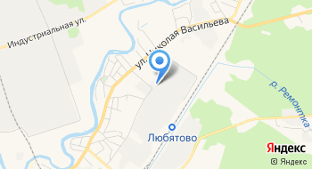 Строительно-производственная компания Проф-лайн на карте