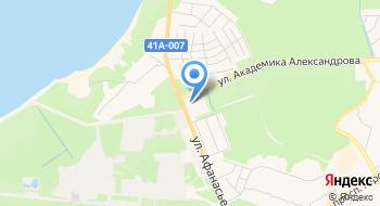 Университетская аптека на карте