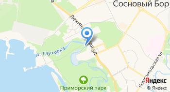 Сосновоборский городской музей на карте