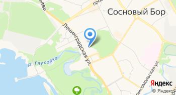 Городской Кадастровый и Проектный центр на карте