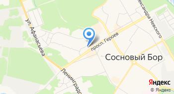 Газпромбанк, операционный офис 015/2015 на карте