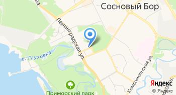УФК по Ленинградской области, отделение №16 на карте