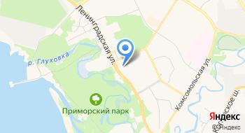 Салон штор Литвин Ольги на карте