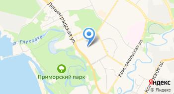Мирт на карте