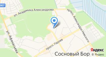 РАНХиГС, филиал на карте
