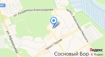 Российская академия народного хозяйства и государственной службы при президенте РФ, приемная комиссия на карте