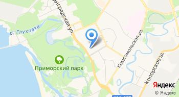 Кафе Иверия на карте