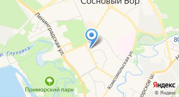 Редакция газеты Маяк на карте