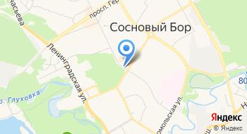 Салон Крапива на карте
