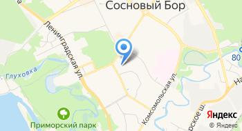 Детский сад № 3 на карте