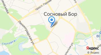 Сервис-центр Смарт на карте