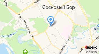 Пункт выдачи товаров Red Bear на карте