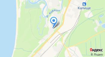 Хостел Sbor.in на карте