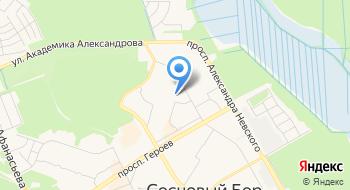Средняя Общеобразовательная школа № 6 на карте