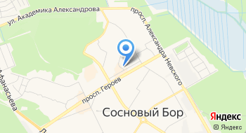 Адвокатский кабинет Новиков В.М. на карте