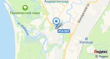 ОГИБДД Омвд России по г. Сосновый Бор Ло на карте