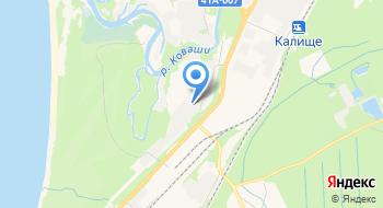 Шиномонтаж и заправка кондиционеров koleso47.ru на карте