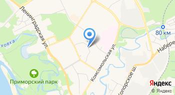 Зоомагазин Любимчик на карте