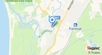 Трикотажная фабрика Элком на карте