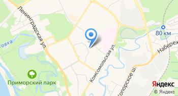 Продовольственный магазин Томмас на карте
