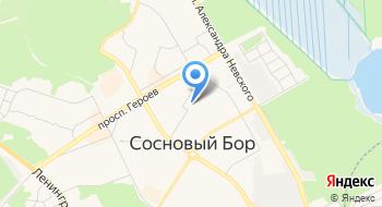 Средняя Общеобразовательная школа № 3 на карте
