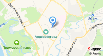 Ателье Трикотаж на карте
