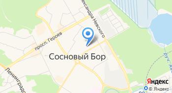 Кафе Ленинград на карте