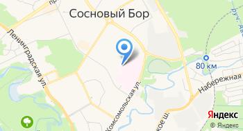 Медсанчасть № 38 ФМБА России на карте