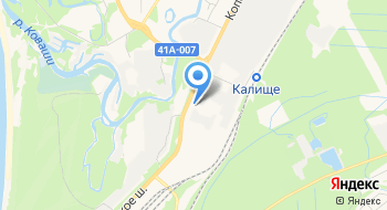 Пекарня-Столовая Крендель на карте