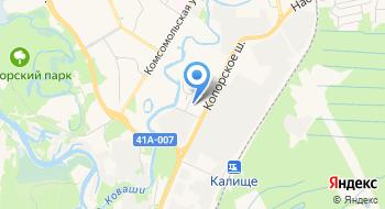 Сбор Экспресс на карте