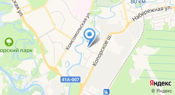 Мособлбанк, платежный терминал на карте