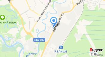 Агентство недвижимости Мера-Estate на карте
