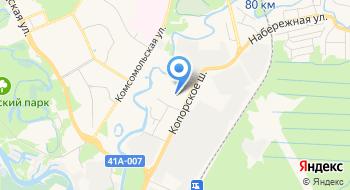 Универсам Магнит на карте