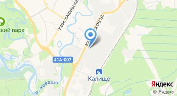 МФЦ Сосновоборского района на карте