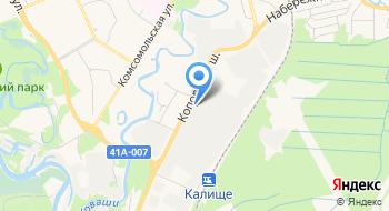 Техосмотр на карте