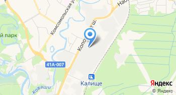 Производство компании ПРОМЭКС на карте