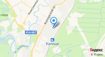 ПТФ Галера на карте
