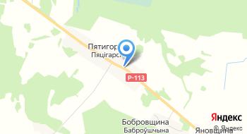 Швеймаш, ИП на карте
