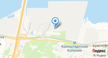 Завод винтовых свай СВИТ, Производственный цех на карте