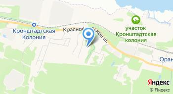 Отдел МВД России по Ломоносовскому Району Ленинградской области на карте