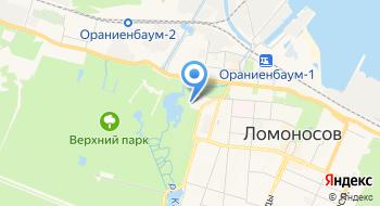 ГБУЗ ЛО Ломоносовская межрайонная больница Родильное отделение на карте