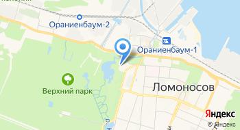 Отдел военного комиссариата Ленинградской области по Ломоносовскому району на карте